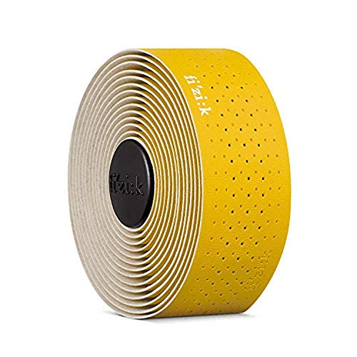 Fizik Tempo Microtex Bar Tape Yellow OS & Mini-tool Bundle