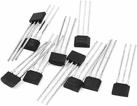 10Pcs A1302 Ratiometric Linear Hall Effect Sensors