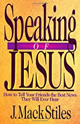 Speaking of Jesus (Saltshaker Books Saltshaker Books)