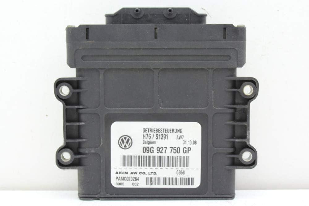 09-10 Volkswagen CC 09G 927 750 GP TCM TCU Transmission Computer Control Module