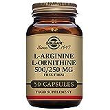 Cheap Solgar – L-Arginine/L-Ornithine 500/250 mg, 50 Vegetable Capsules