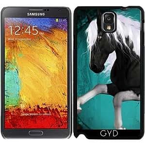Funda para Samsung Galaxy Note 3 (GT-N9500) - Impresionante Caballo by nicky2342