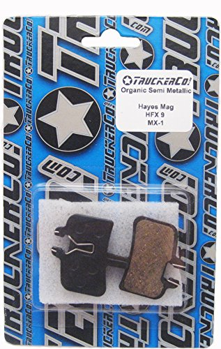 Organic Semi-Metallic Disc Brake Pads HAYES Nine HFX HFX9 HFX Mag Plus HFX Mag HD HFX9 Carbon MX-1 MX1 Promax / Imperial DX04