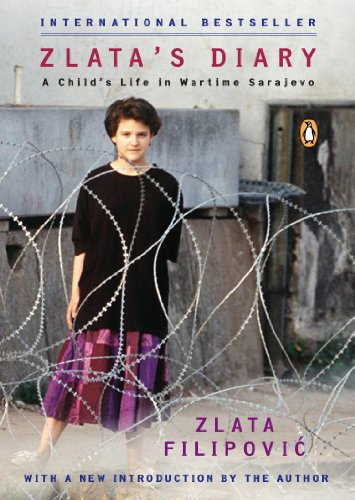 Zlata's Diary: A Child's Life in Wartime Sarajevo: Revised Edition cover