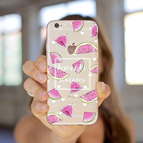 MrSTRAPS Cuty Case Melone iPhone 6 / 6s