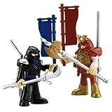 (US) Imaginext® Samurai & Ninja