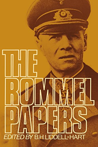The Rommel Papers by B.H. Liddell Hart