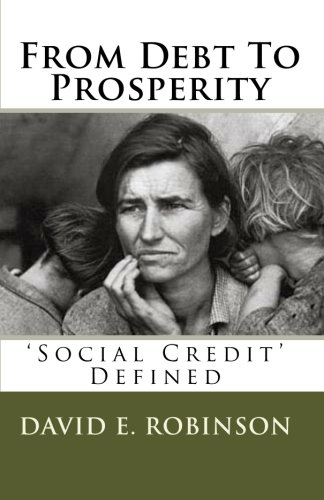 From Debt To Prosperity: 'Social Credit' Defined
