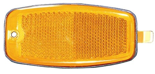 Depo 321-1404N-AS Hyundai Santa Fe/Tucson Driver/Passenger Side Replacement Front Side Marker Lamp Assembly