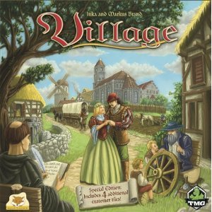 Village Board Game (Village Club)