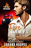 Fire Games: A Christian Suspense and Romance