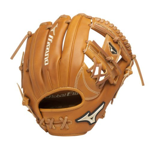 Mizuno GGE52VAX Global Elite VOP Infield Glove, 11.75-Inch, Right Hand Throw