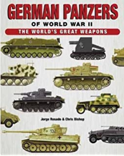 Wwii tank encyclopaedia 1939 45 jean restayn 9782915239478 german panzer divisions of wwii the worlds great weapons publicscrutiny Choice Image