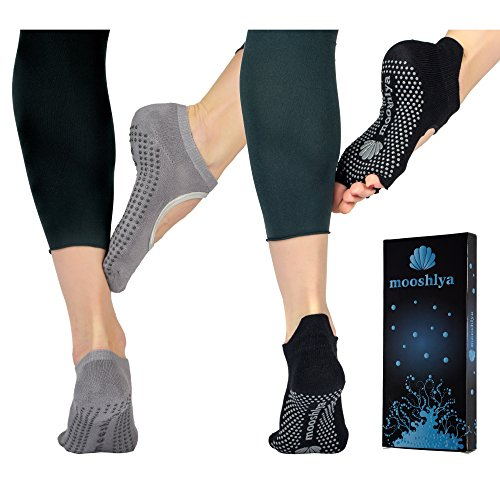 mooshlya Toeless Pilates silicone suitable