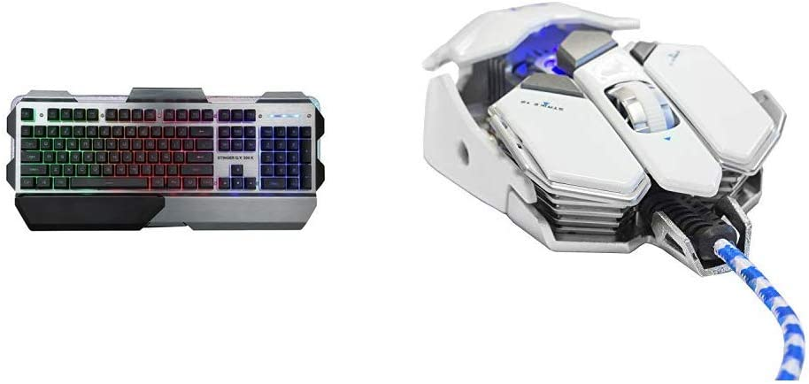 Woxter Stinger GX 300 K - Teclado Gaming Robusto ...