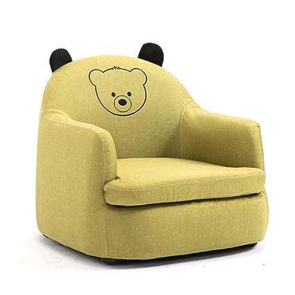WJH Sofás los niños,Sillón para niños, Mini sofá Suave ...