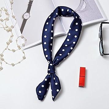 70x70cm parte servilletas hembra pequeño pañuelo de seda y versátil pequeña bufandas casual elegante decoración toallas lino ,008: Amazon.es: Hogar