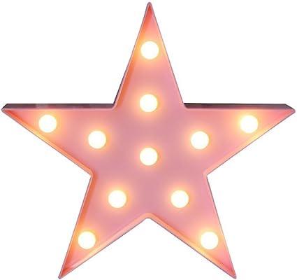 luces estrellas habitacion