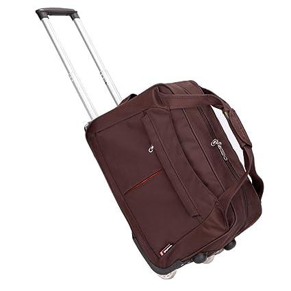Amazon.com: Bolsas de viaje retráctiles plegables con 2 ...