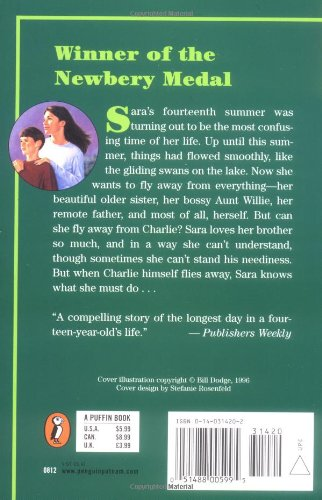The Summer of the Swans: Betsy Byars: 9780140314205: Amazon.com: Books