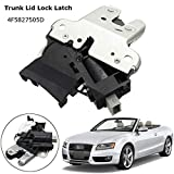 Car Rear Trunk Lid Latch Lock for VW Jetta MK5 Passat for AUDI A4 A6 A8 OEM# 4F5827505D