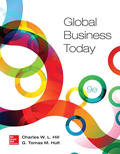 global business today Unlike static pdf global business today 10th edition solution manuals or printed answer keys, our how is chegg study better than a printed global business today 10th edition student solution.