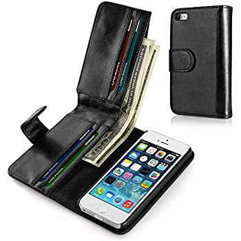 iphone 5 wallet case for men raytop iphone se wallet for apple iphone 19309