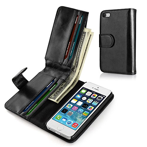 TNP iPhone Wallet Case Synthetic