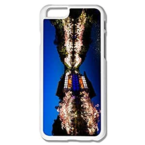 Custom Geek Friendly Packaging Reflection IPhone 6 Case For Couples
