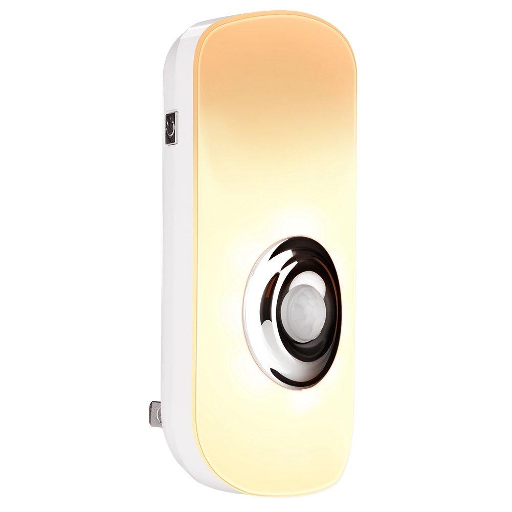 emotionlite 3 - in - 1モーションセンサーLEDナイトライトと懐中電灯緊急ライトウォームホワイト2パック 2 Pack ELN-017-2 B071SFXFZY 15271 2 Pack  2 Pack