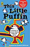 This Little Puffin, Elizabeth Matterson, 0140340483