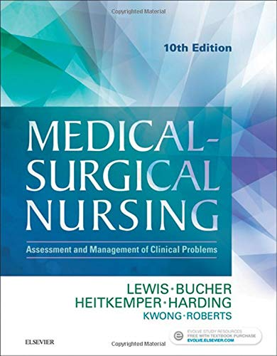 Medical-Surgical Nursing: Assessment and Management of Clinical Problems, Single - Single Lewis