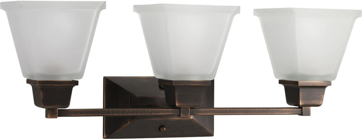 Progress Lighting P2743-74 Bath Vanity, 23 x 9 , Venetian Bronze