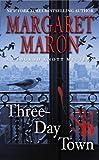 Three-Day Town, Margaret Maron, 0446555770