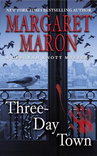 Three-Day Town (A Deborah Knott Mystery)