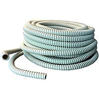 daniplus Universele condensatenslang spiraalslang Ø16 mm, lengte 20 m voor airconditioners, airconditioning
