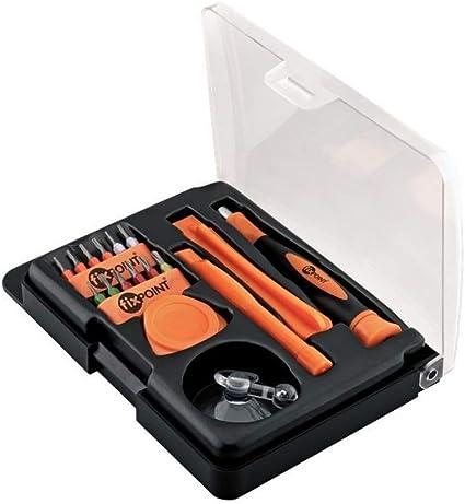 Fixpoint 44690 Smartphone Tool Set - 17 piezas para abrir y ...