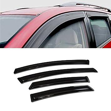 Compare Prius Models >> Vxmotor For 2010 2014 Toyota Prius Models Will Not Fit On Prius C Prius V Models Sun Rain Wind Guard Smoke Vent Shade Deflector Window Visor 4pcs