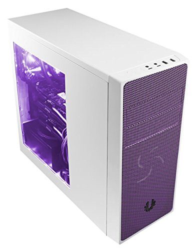 BitFenix Computer Case BFC-NEO-100-WWWKP-RP White and Purple