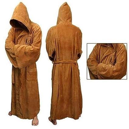 1PC Jedi Knight Robe Fleece Batas Star Wars Traje de baño ...