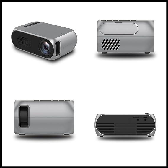 Amazon.com: TOOGOO YG320 Mini Projector Led Projector ...