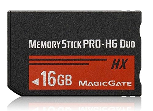 The memory stick Pro- HG duo 16GB (MS-HX16A)PSP Accessories for Sony camera by Top-BR