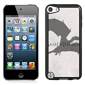 Game Of Thrones Dragon Durable High Quality iPod 5 Phone Case