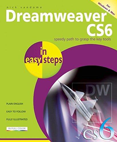 Dreamweaver CS6 in easy steps pdf epub