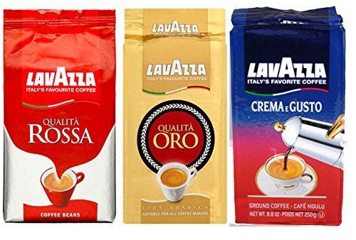 lavazza-sampler-3-pack-ground-coffee-88-oz-bricks-crema-e-gusto-qualita-rossa-qualita-oro