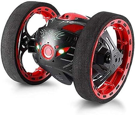 Kytwn RC Car, 360 Recargable Juguete RC Stunt Car Turbo de par de Coches