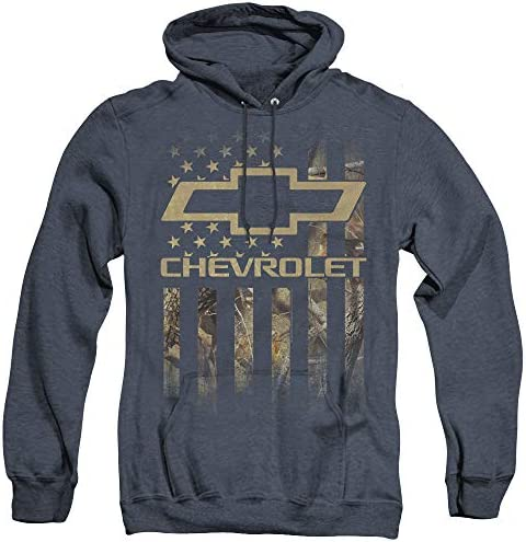 Chevrolet Unisex Pull Over Heather Hoodie product image
