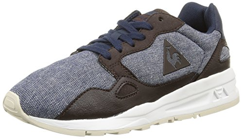 Le Coq Sportif Lcs R900 Gs Craft Unisex-Kinder Sneaker Blau - Bleu (Dress Blue/Reglisse)
