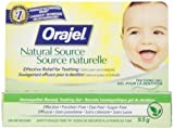 Best Fluoride Toothpaste Babies - Orajel Natural Source Homeopathic Baby Teething Gel Review