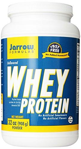 Jarrow Formulas Whey Protein, naturel, 2 Pound